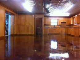 Concrete Kitchen Floors Concrete Kitchen Floor Cost Concrete Countertop In The Kitchen