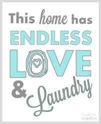 free printable wall art for laundry room