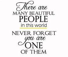 Quotes About Beautiful People