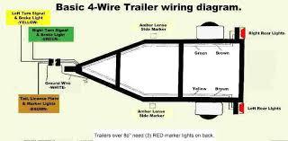 4 pin to 7 pin trailer adapter wiring diagram fharates info 4- Way Trailer Wiring Diagram 4 pin trailer connector wiring diagram and trailer wiring diagram 4 wire trailer wiring diagram troubleshooting