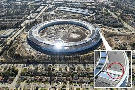 apple head office london. Apple\u0027s \u0027spaceship\u0027 Campus Is Almost Finished And These Aerial Pictures Show How AMAZING It Looks Apple Head Office London \