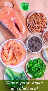 Una #dieta Para Bajar El #colesterol Te Ayuda A Mantenerlo Bajo Control. Elu2026