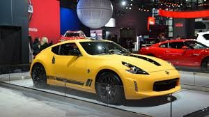 new nissan z 2018. unique 2018 2018 nissan 370z heritage edition  new york 2017 for new nissan z r