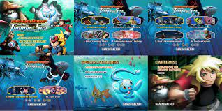Pokemon Ranger and the Temple of the Sea DVD Menus by dakotaatokad on  DeviantArt