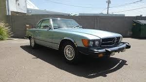 1980 Mercedes-Benz 450SL for sale near Phoenix, Arizona 85006 ...