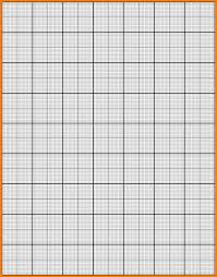 Printable Blank Graph Paper 24 Printable Graph Paper Pdf Arseloquentiae 14