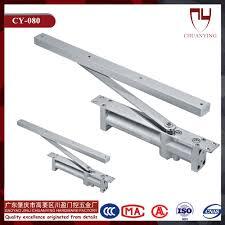 china concealed sliding arm overhead glass door closer for 40 65kg door width 900mm china door closer door hardware