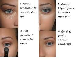 makeup magic tricks get a bright youthful undereye tips and eye