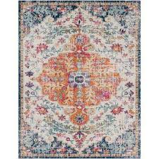 demeter ivory 8 ft x 10 ft indoor area rug
