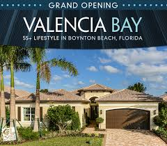 valencia bay grand opening coming soon 55 lifestyle villas and single family homes from the