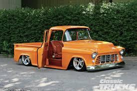 Truck chevy 1955 truck : 1955 chevy truck | 1955 Chevy Truck Front Three Quarter | Vintage ...