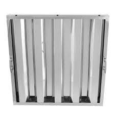Hood Grease Filter Regency 20 X 20 X 2 Stainless Steel Hood Filter
