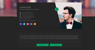 Personal Website Templates Beauteous How To Design A Personal Website With Website Templates 28 Best