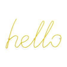 Yellow Coat Rack Hello Coat Rack MoMA Design Store 19