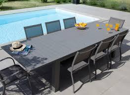 Table De Jardin Extensible 12 Personnes