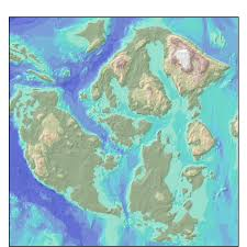 Current Charts San Juan Islands Using Gis To Predict Submerged Archaeological Sites In The