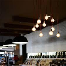 49 best pendant lights in bars cafes restaurants images on for lights for restaurants ceiling