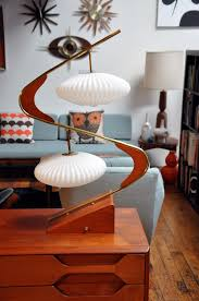 mid century lamp. Mid-Century Lamp: Majestic Lamp | By Dee Speed Mid Century
