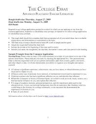 College Prompt Essays Examples Of College Essays For Common App Dew Drops