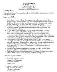 17 Free Associate Scientist Resume Samples - Sample Resumes