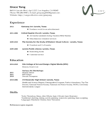 Types Of Resume Format Examples Samples Resumes Formats Sample