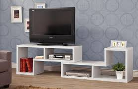 white tv stand modern. elements white tv stand display tv modern