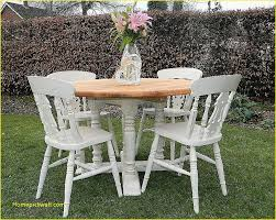 shabby chic dining room chairs elegant shabby chic round table and