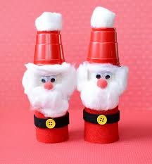 Christmas Crafts For Kids  Christmas Day 25Cute Easy Christmas Crafts