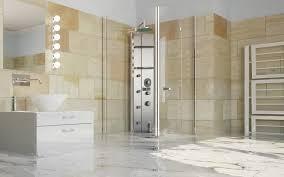 my frame less shower door is leaking