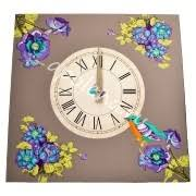 <b>Настенные часы</b> Vintage style, 40x40 см, 12-8838/31