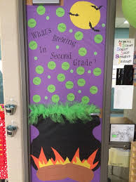 classroom door decorations halloween. Modren Halloween Volete Decorare La Vostra Aula Per Halloween Ecco Alcuni Spunti  Intended Classroom Door Decorations Halloween Pinterest