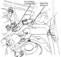 schematics and diagrams ford ignition module ford ignition module image