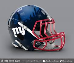 My Take On Nfl Concept Helmets