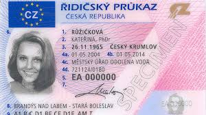 Czech - For License Praguexpats Foreigners Driver's