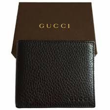 gucci wallet for men. gucci men\u0027s cellarius pebbled leather bifold wallet (black) | lazada singapore for men w