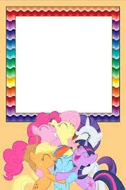 Small Picture Click here to download FREE Printable My Little Pony Place Cards