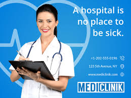 Medical Care Clinic Banner Template