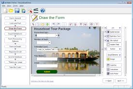 How to make a web form and get it online quickly