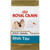 royal canin shih tzu breed specific dog food