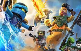 The LEGO NINJAGO Movie Video Game (SWITCH) günstig - Preis ab 9,99€