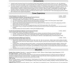 Heavy Equipment Supervisor Resume Heavy Equipment Diesel Mechanicsume Format Construction Cover Letter 11
