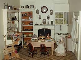 Dolls House Kitchen Furniture A 19th Century Dolls House Designed To Dazzle Tunbridge Wells