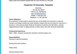 Carpentry Resume Beautiful 51 Awesome Summary Statement Resume ...