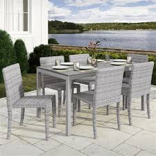 corliving outdoor dining set blended