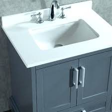 right side sink vanity bathroom vanity sink by grey single set inch with on right side