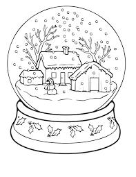 Diy 9 Kleurplaten Voor In De Kerstvakantie Christmas Christmas