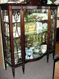 bookcases antique glass door bookcase decorating project cabinet with doors china large ant