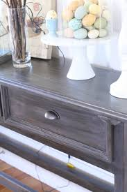mexican pine to restoration hardware table diy