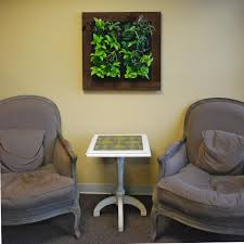 informal green wall indoors. Frame Nature On Your Wall Informal Green Indoors :