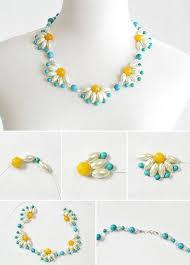 50 easy tutorials for diy necklaces